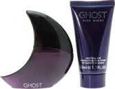 Ghost Deep Night Confezione Regalo 30ml EDT + 50ml Lozione per il Corpo