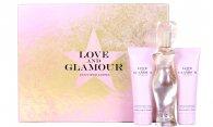 Jennifer Lopez Love and Glamour Confezione Regalo 30ml EDP + 200ml Lozione per il Corpo