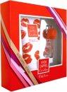 Naomi Campbell Cat Deluxe with Kisses Confezione Regalo 15ml EDT + 200ml Bagnoschiuma & Gel Doccia