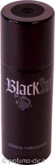 Paco Rabanne Black XS Deodorante Spray 150ml