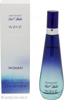 Davidoff Cool Water Wave Eau de Toilette 30ml Spray