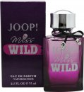 Joop! Miss Wild Eau De Parfum 75ml Spray