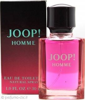 Joop! Joop Homme Eau De Toilette 30ml Spray