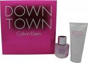 Calvin Klein Downtown Confezione Regalo 50ml EDP + 100ml Lozione Corpo