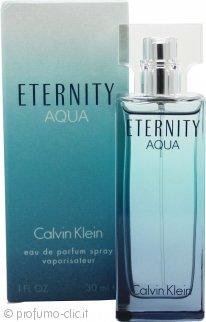 Calvin Klein Eternity Aqua for Women Eau de Parfum 30ml Spray