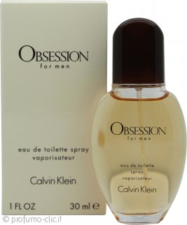Calvin Klein Obsession Eau de Toilette 30ml Spray