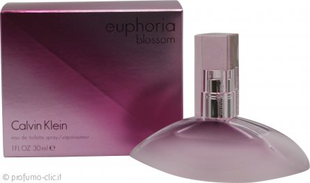 Calvin Klein Euphoria Blossom Eau De Toilette 30ml Spray