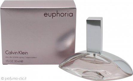Calvin Klein Euphoria Eau de Toilette 30ml Spray