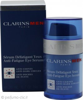 Clarins Men Age-Control Anti Fatigue Siero Occhi 20ml