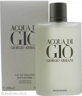 Giorgio Armani Acqua Di Gio Eau De Toilette 200ml Spray