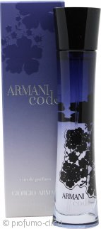 Giorgio Armani Code Eau de Parfum 50ml Spray