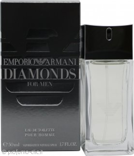 Giorgio Armani Emporio Diamonds Eau de Toilette 50ml Spray