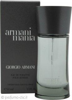 Giorgio Armani Armani Mania for Men Eau de Toilette 50ml Spray