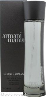 Giorgio Armani Armani Mania for Men Eau de Toilette 100ml Spray
