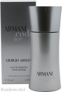 Giorgio Armani Armani Code Ice Eau de Toilette 50ml Spray