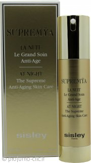 Sisley Supremÿa At Night Anti-Aging Siero Anti-Etá 50ml
