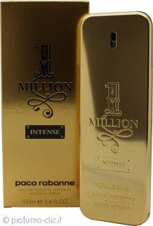 Paco Rabanne 1 Million Intense Eau de Toilette 100ml Spray
