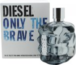 Diesel Only The Brave Eau de Toilette 125ml Spray