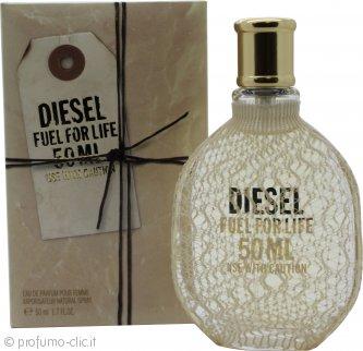 Diesel Fuel For Life Eau de Parfum 50ml Spray