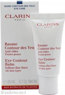 Clarins Skincare Balsamo Contorno Occhi 20ml Tutti i Tipi di Pelle