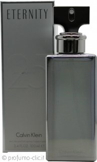 Calvin Klein Eternity 25th Anniversary Edition for Women Eau de Parfum 100ml Spray