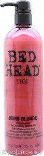 Tigi Bed Head Dumb Blonde Reconstructor Balsamo 750ml - capelli con Colpi di Sole + Danneggiati + Trattati Chimicamente