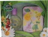Disney Faires Confezione Regalo 50ml EDT + Scatola di Latta