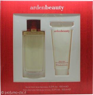 Elizabeth Arden Beauty Confezione Regalo 100ml EDP + 100ml Lozione Corpo