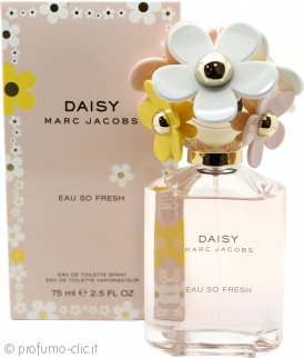 Marc Jacobs Daisy Eau So Fresh Eau de Toilette 75ml Spray