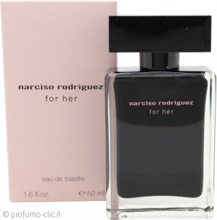 Narciso Rodriguez Narciso Rodriguez For Her Eau De Toilette 50ml Spray
