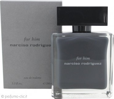 Narciso Rodriguez Narciso Rodriguez For Him Eau de Toilette 100ml Spray