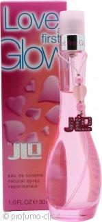 Jennifer Lopez Love At First Glow Eau de Toilette 30ml Spray