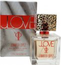 Jennifer Lopez JLove Eau De Parfum 50ml Spray