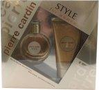 Pierre Cardin Style for Women Confezione Regalo 50ml EDP + 150ml Lozione per il Corpo