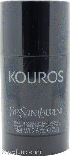 Yves Saint Laurent Kouros Deodorante Stick Senza Alcohol 75ml