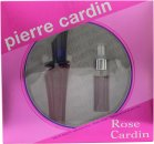 Pierre Cardin Rose Cardin Confezione Regalo 30ml EDT Spray + 15ml Spray da Borsetta