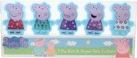 Peppa Pig Peppa Pig Five Day Confezione Regalo 5 x 50ml Bagnoschiuma & Gel Doccia