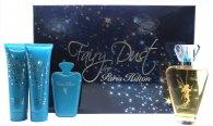 Paris Hilton Fairy Dust Confezione Regalo 100ml EDP Spray + 90ml Gel Doccia + 90ml Lozione per il Corpo + Specchio e Astuccio