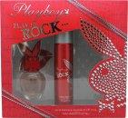 Playboy Play It Rock Confezione Regalo 30ml EDT + 75ml Body Spray