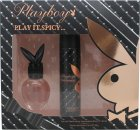 Playboy Play It Spicy Confezione Regalo 30ml EDT + 75ml Spray Corpo