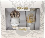 Police To Be The Queen Confezione Regalo 40ml EDT + 100ml Lozione per il Corpo