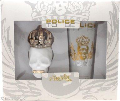 Police To Be The Queen Confezione Regalo 40ml EDT + 100ml Lozione per il Corpo