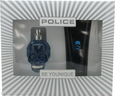 Police To Be Confezione Regalo 40ml EDT + 100ml All Over Shampoo per il Corpo