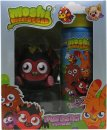 Moshi Monsters Moshi Monsters Confezione Regalo Fangtastic Gel Doccia 250ml & Diavio Squirter Per Bambini