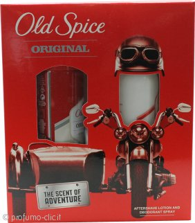 Old Spice Old Spice Confezione Regalo 100ml Dopobarba + 150ml Body Spray