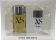 Paco Rabanne Paco XS Confezione Regalo 100ml EDT + 150ml Deodorante Spray