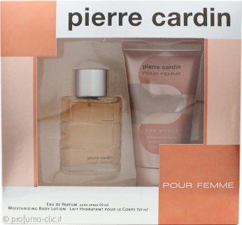 Pierre Cardin Pierre Cardin pour Femme Confezione Regalo 50ml EDP + 150ml Lozione Corpo