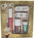 Glee Divas Free Your Glee Confezione Regalo Let's Face It - 10.2ml Lucidalabbra + 6.8ml Smalto + 2g Polvere Occhi + 2 Lime