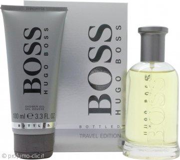 Hugo Boss Boss Bottled Confezione Regalo 100ml EDT + 100ml Gel Doccia