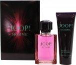 Joop! Joop Homme Confezione Regalo 75ml Dopobarba + 75ml Gel Doccia